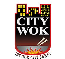 City Wok by partycat