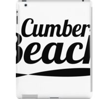 Cumber Beach iPad Case/Skin