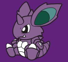 Nidoking Pokedoll Art by methuselah