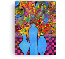 An Abstract Still Life Canvas Print