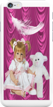 THE LOOK OF INNOCENCE IPHONE CASE by ✿✿ Bonita ✿✿ ђєℓℓσ