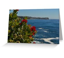 Coogee to Bondi Coast Greeting Card