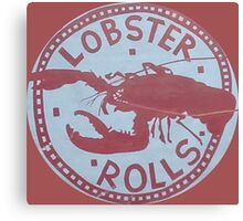 More Lobster Rolls - Martha's Vineyard Canvas Print