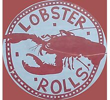 More Lobster Rolls - Martha's Vineyard Photographic Print