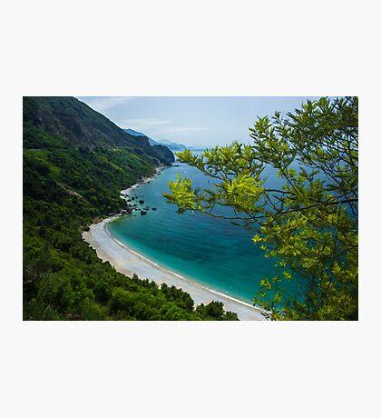 Hidden Lagoon - Travel Photography Photographic Print