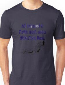 Faith, Trust, And Pixie Dust T-Shirt