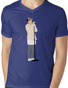 Justin Bieber Mens V-Neck T-Shirt