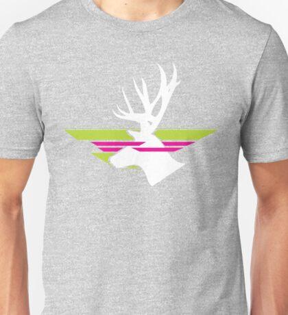 Techno Deer Unisex T-Shirt