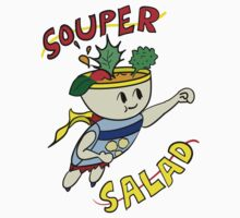 Souper Salad! by amateurdabbling
