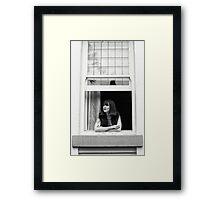 Glamorous Isabelle Framed Print