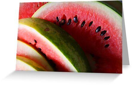 Watermelon by exvista