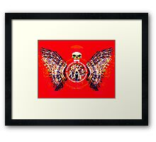 REVOLVERLUTION 034 Framed Print