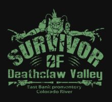 Deathclaw Valley Survivor by GreenHRNET