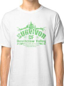 Deathclaw Valley Survivor Classic T-Shirt
