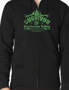 Deathclaw Valley Survivor Zipped Hoodie