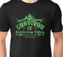 Deathclaw Valley Survivor Unisex T-Shirt