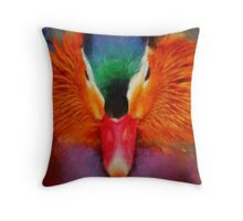 Vibrant Life by Pierre Blanchard Throw Pillow