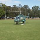 Bell 206B-3 JetRanger III VH-TBP by Joe Hupp