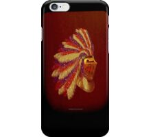 Indian Knight 141WP iPhone Case/Skin
