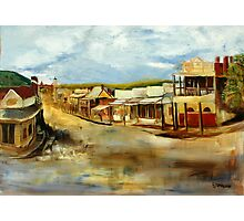 Beechworth Ford Street Photographic Print