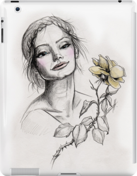 Rose by Jasmine Hambling