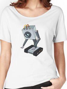 Butter Robot Women's Relaxed Fit T-Shirt