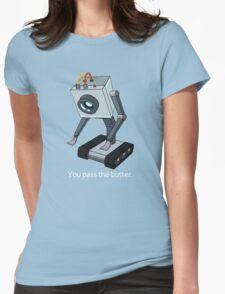 Butter Robot Womens Fitted T-Shirt