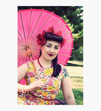 50s Lauren Photographic Print