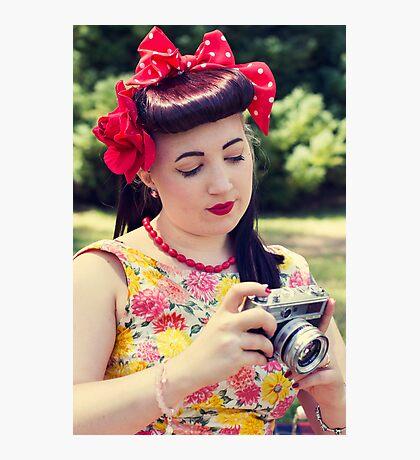 50s Lauren II Photographic Print