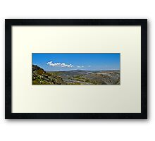 The Bogong High Plains Framed Print