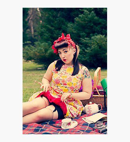 50s Lauren IV Photographic Print