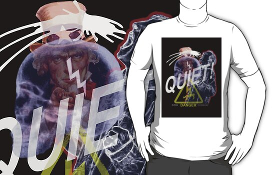 Quiet shirt by D.W.Arts by D.W. Arts