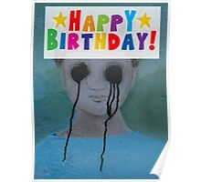 Happy Birthday Mummy Poster
