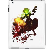 Anne Frankenstein AF2 iPad Case/Skin