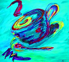 Flying Java by Melody Hall-Fuller