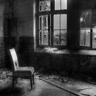 Sitting by the window by Nicole W.