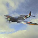 """""""The Spitfire"""" by peaky40"""
