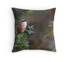 The china birds - pd Throw Pillow