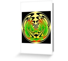 Forty-eight Greeting Card