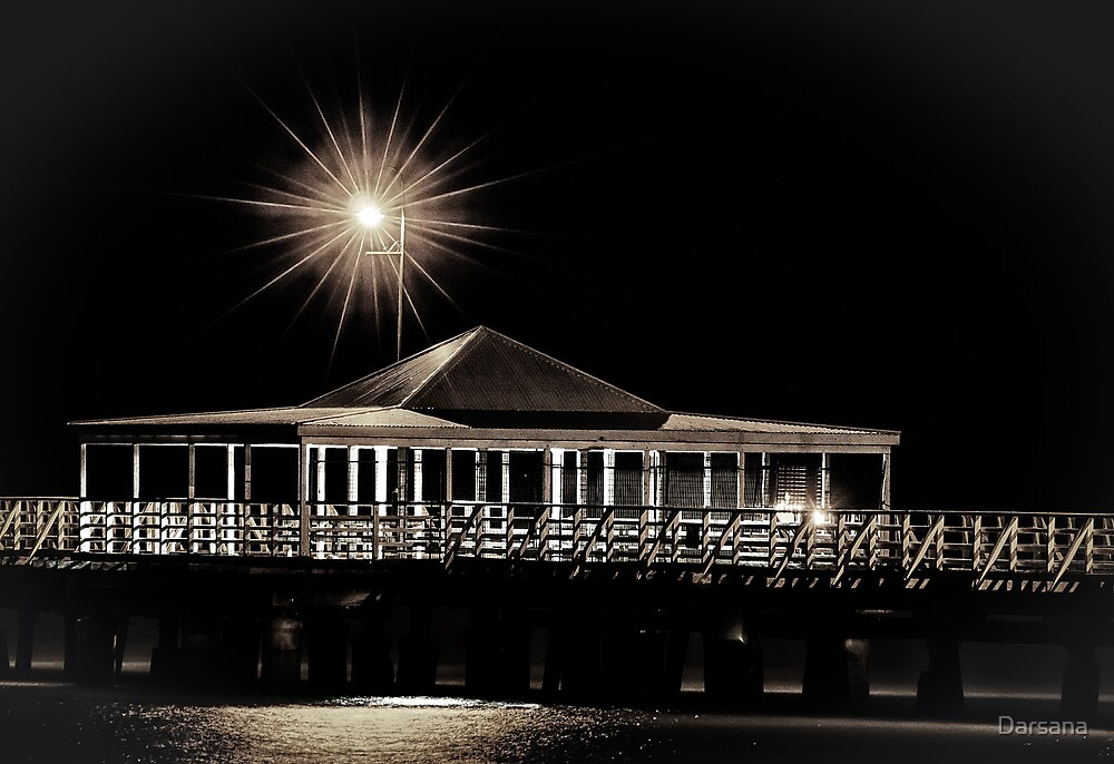 9pm at the Pier by Tony Steinberg