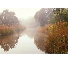 Peaceful Barrabool River - Geelong Photographic Print