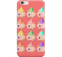 Allure (Thai traditional dessert character design) iPhone Case/Skin
