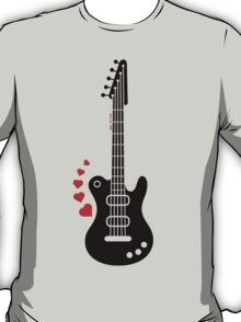 A Guitar for a Love Serenade T-Shirt