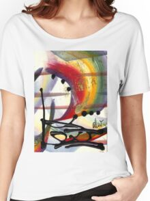 Over the Rainbow Women's Relaxed Fit T-Shirt