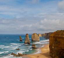 Great Ocean Road by BeccE