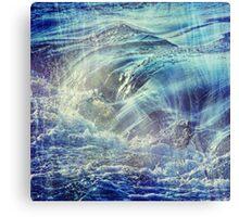 Wassermusik Canvas Print