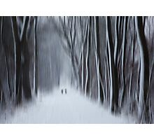 Ghosts of Winter II Photographic Print