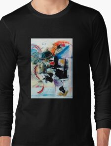 Transcendence ~ Abstract 92 Long Sleeve T-Shirt