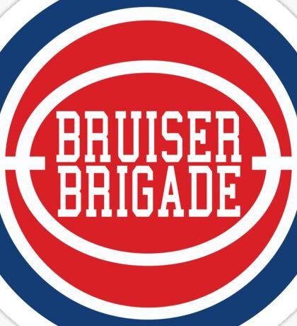 Bruiser Brigade Sticker