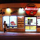 Bazookas'' Liverpool By Night. by Tony Parry